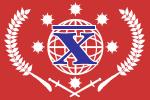 Flag of 10000 Islands